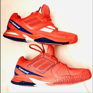 Babolat Propulse Fury All Court Junior Tennis Shoe